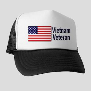 Vietnam Veteran Trucker Hat for the Vietnam Vet