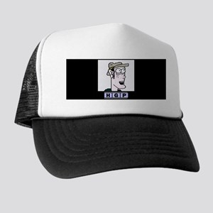 Homeless George Productions Logo Trucker Hat