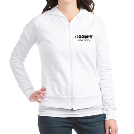 Occupy Your City Jr. Hoodie