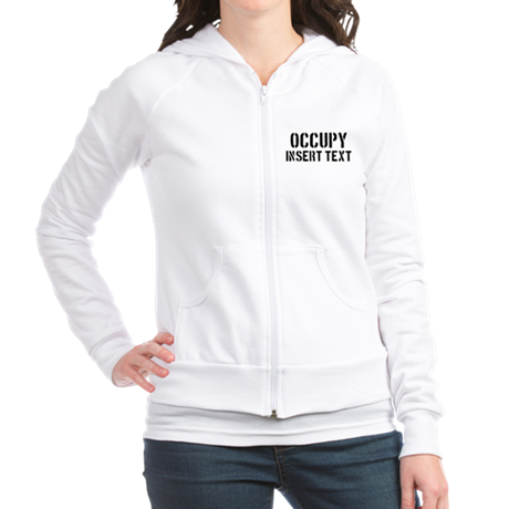 Occupy Jr. Hoodie