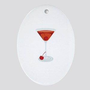 Manhattan Cocktail Martini Glass Drink Beverage Or