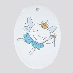 Tooth Fairy - Ornament (Oval)