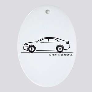 2010 Toyota Camry Ornament (Oval)