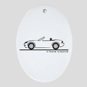 Mazda Miata MX-5 NB Ornament (Oval)