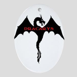 Khaleesi Oval Ornament