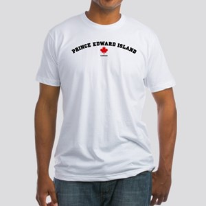 Prince Edward Island Fitted T-Shirt