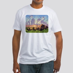 Stampede! Fitted T-Shirt