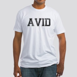 0589deff Avid Men's Fitted T-Shirts - CafePress
