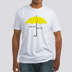 HIMYM Umbrella Fitted T-Shirt
