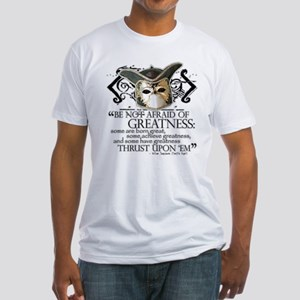 Twelfth Night 2 Fitted T-Shirt