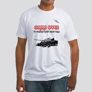 A-10 Warthog Fitted T-Shirt