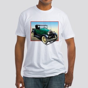 The A Roadster Fitted T-Shirt
