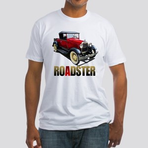 The Red A Roadster Fitted T-Shirt