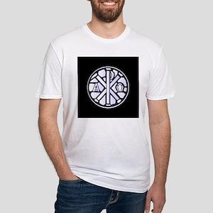 Alpha Omega Glass Window T-Shirt