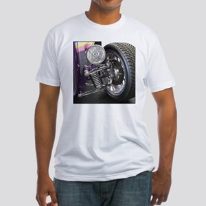 1932 Ford suspension Fitted T-Shirt