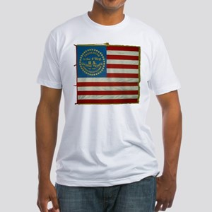 4th US Colored Troops Fitted T-Shirt