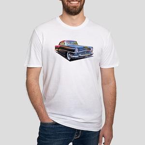 1955 Packard Clipper Fitted T-Shirt