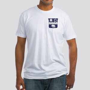 2ID 1-17 Fitted T-Shirt
