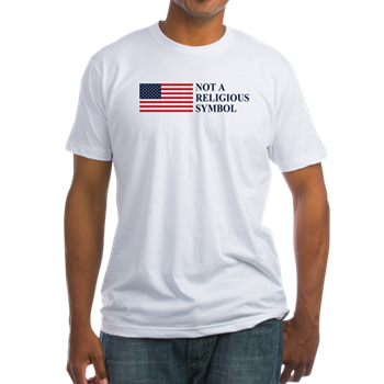 Flag Not A Religious Symbol Shirt Godless Goods Atheist And