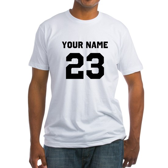 Custom Sports Jersey Number.