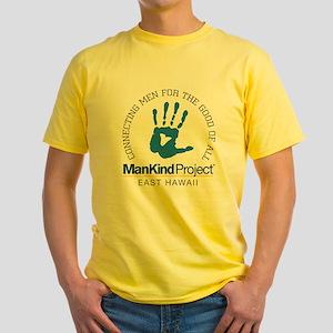 Connecting Men Badge - East Hawaii T-Shirt