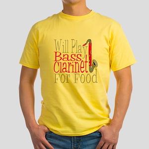 Will Play Bass Clarine T-Shirt