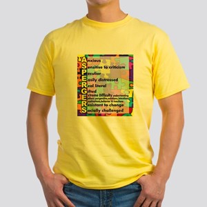 aspergers traits 3 copy T-Shirt