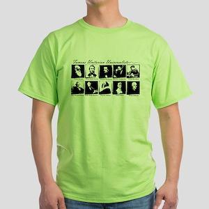 Famous UUs - no tagline T-Shirt