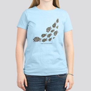 SEA TURTLE HATCHLINGS Women's Classic T-Shirt