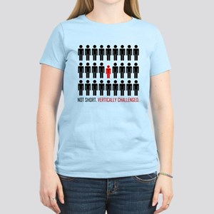 Vertically Challenged Women's Light T-Shirt