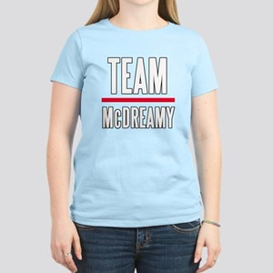 Team McDreamy Grey's Anatomy Women's Dark T-Shirt