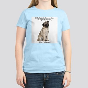 Pug Women's Light T-Shirt