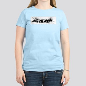 Outsiders Productions New Logo Women's T-Shirt