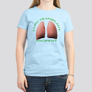 Lung Transplant Women's Light T-Shirt