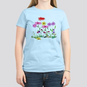 Flower Bunches Women's Classic T-Shirt