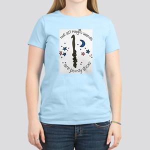 Crochet Hook Magic Wand T-Shirt