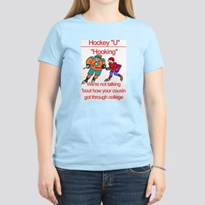 """Hooking"" Women's Light T-Shirt"
