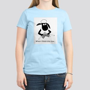 JDsheep Women's Light T-Shirt