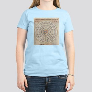 Jericho Map Women's T-Shirt