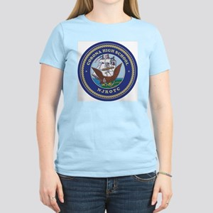 CJ01 CHS CREST Women's Light T-Shirt