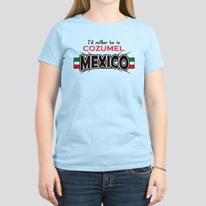 Cozumel Mexico Women's Light T-Shirt