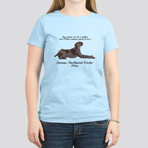 Pointer Mom Women's Light T-Shirt