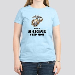 Proud Marine Step Mom Gifts - CafePress