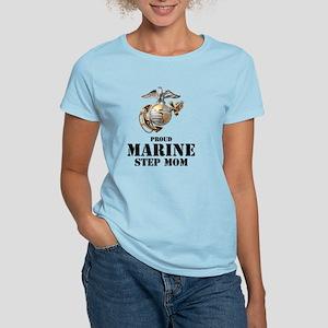 Proud Marine Step Mom Gifts - CafePress