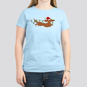 XMAS L RED(05) Women's Classic T-Shirt