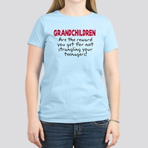 Grandchildren Reward Women's Light T-Shirt