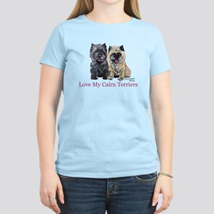 Love my Cairn Terriers T-Shirt