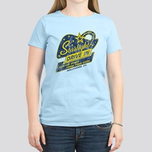 Starlight Drive In Women's Light T-Shirt