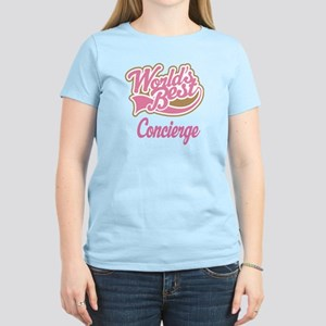 Concierge Gift (Worlds Best) Women's Light T-Shirt