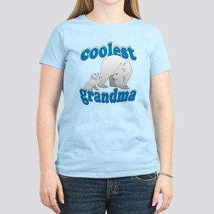 Coolest Grandma Women's Light T-Shirt